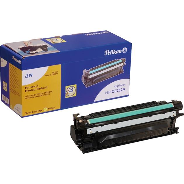 CE252A Cartouche laser 7000pages Jaune, Toner