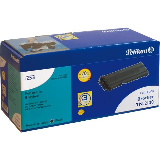 Toner Cartridge High Capacity Toner laser 2600pages Noir