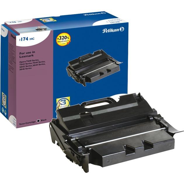 Toner cartridge black for T64x