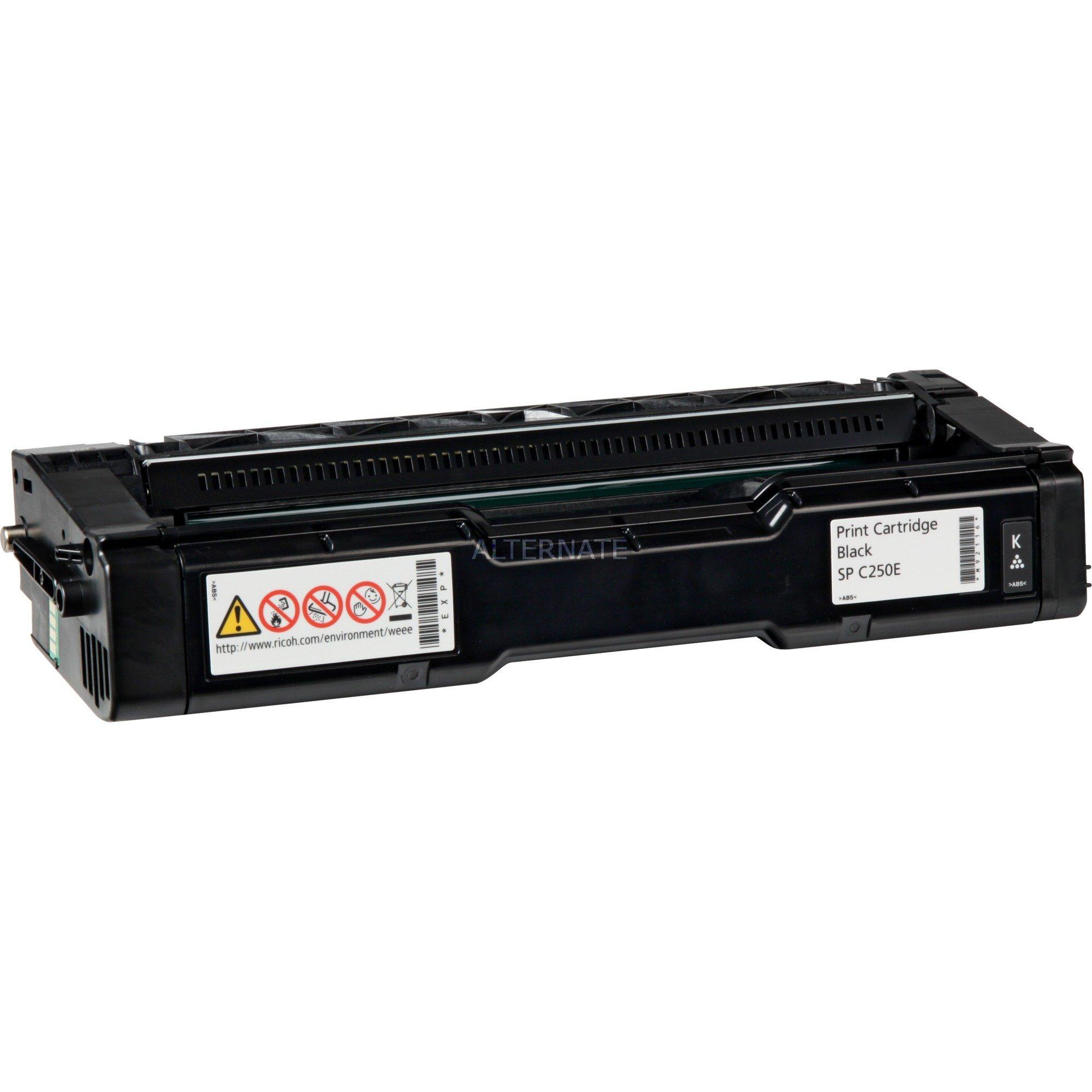407543 2000pages Noir cartouche toner et laser