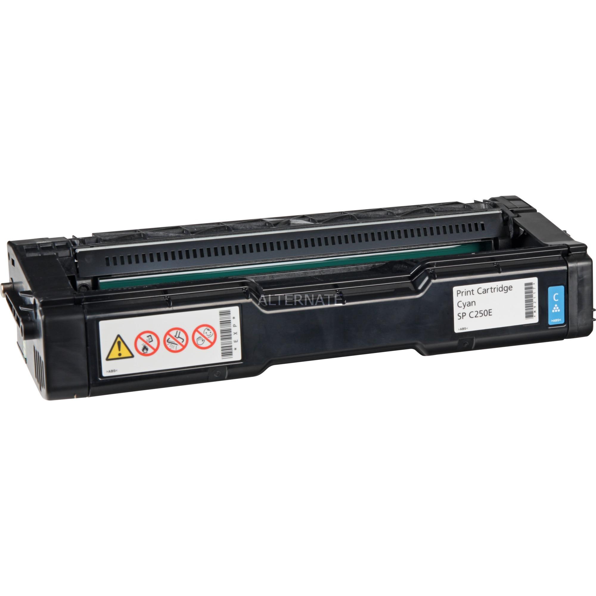 407544 1600pages Cyan cartouche toner et laser