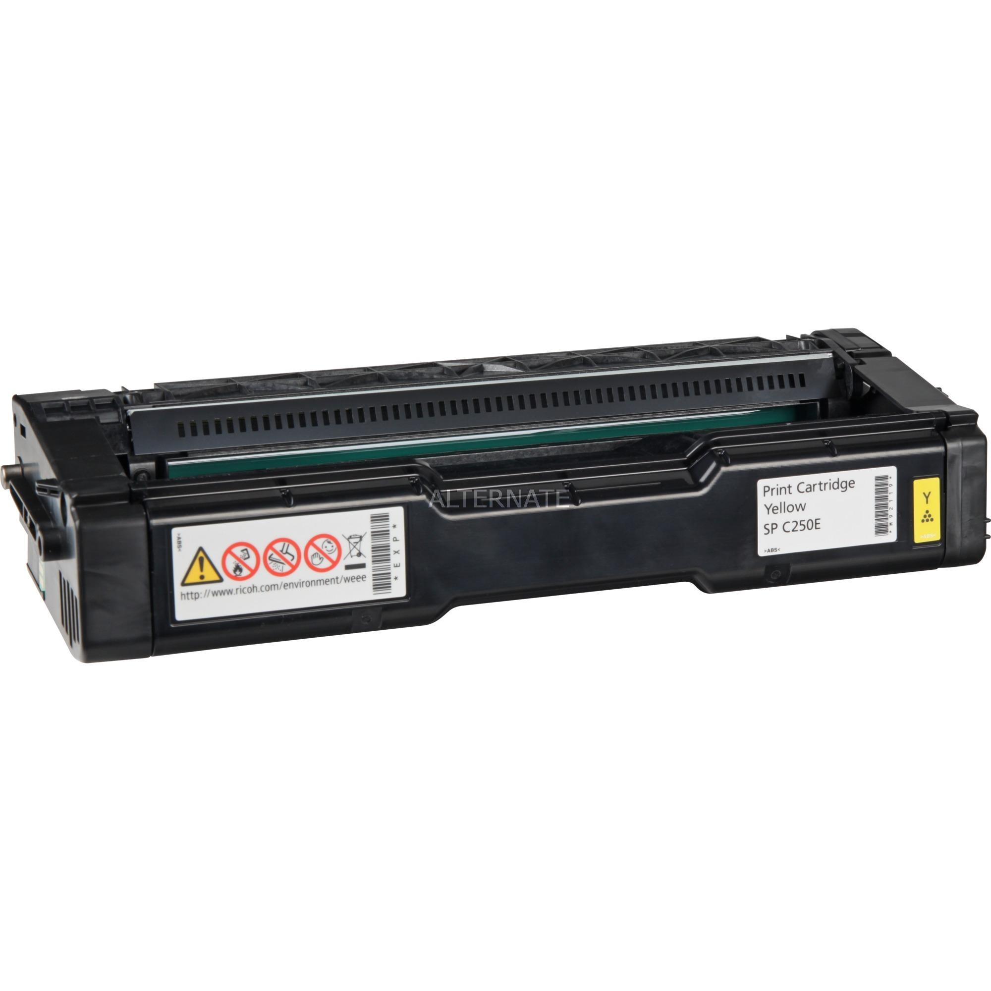 407546 1600pages Jaune cartouche toner et laser