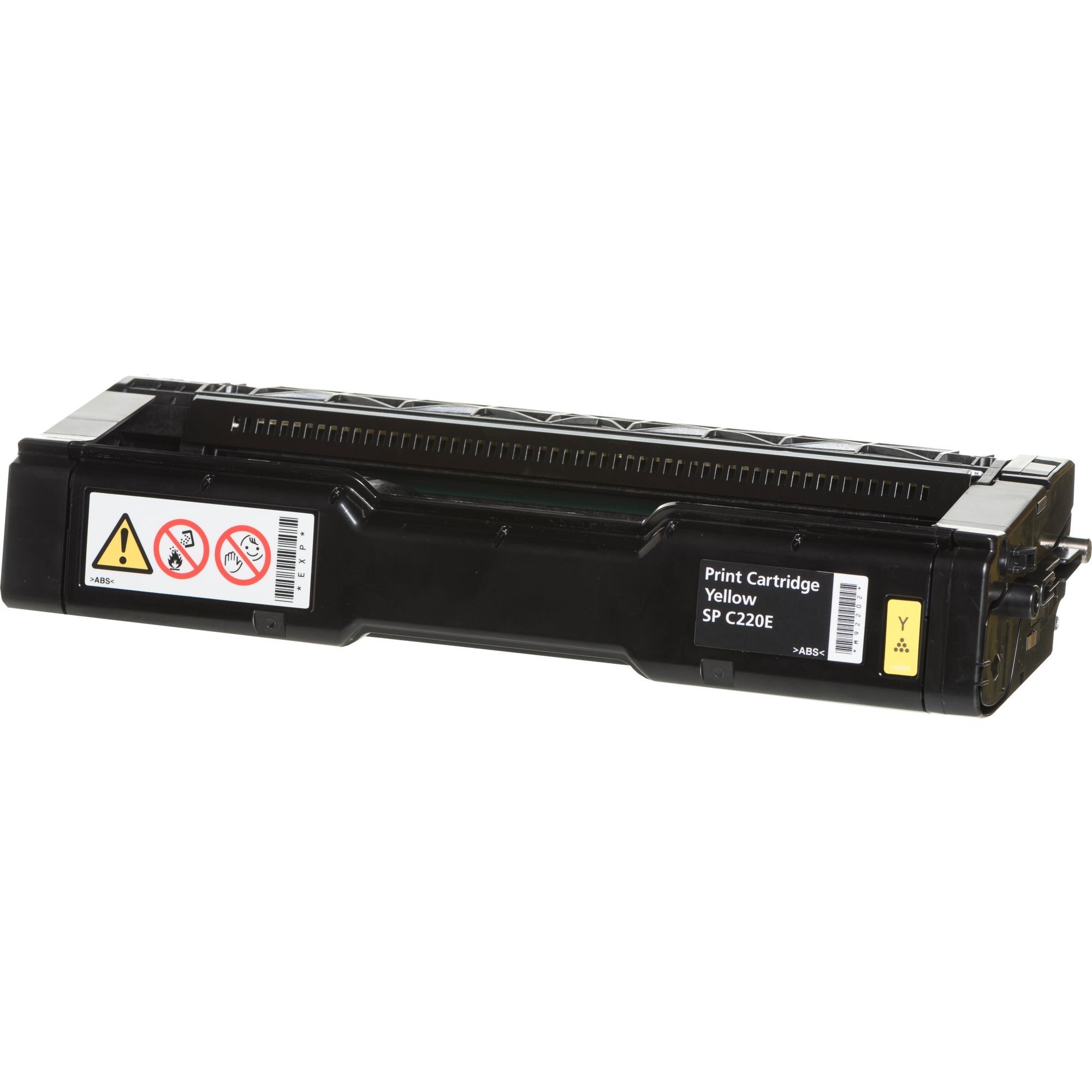 407643 2000pages Jaune cartouche toner et laser