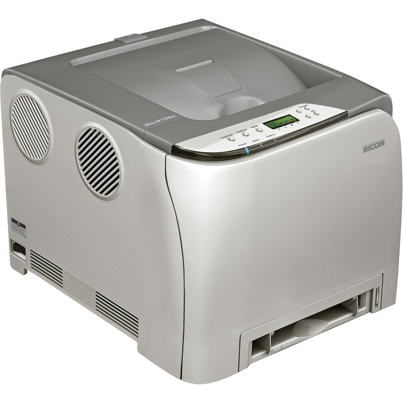 Aficio SP C240DN Couleur 2400 x 600DPI A4, Imprimante laser couleur