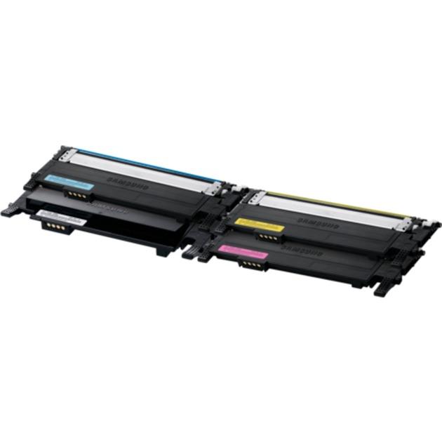 CLT-P406C Toner laser 6000pages Noir, Cyan, Magenta, Jaune