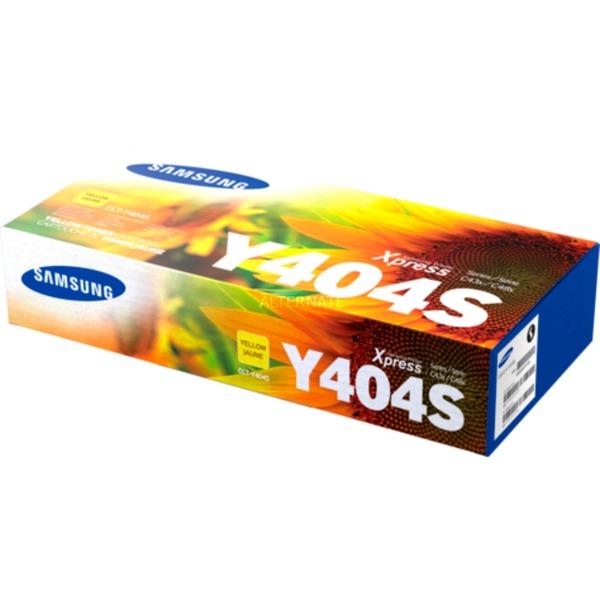CLT-Y404S Toner laser 1000pages Jaune