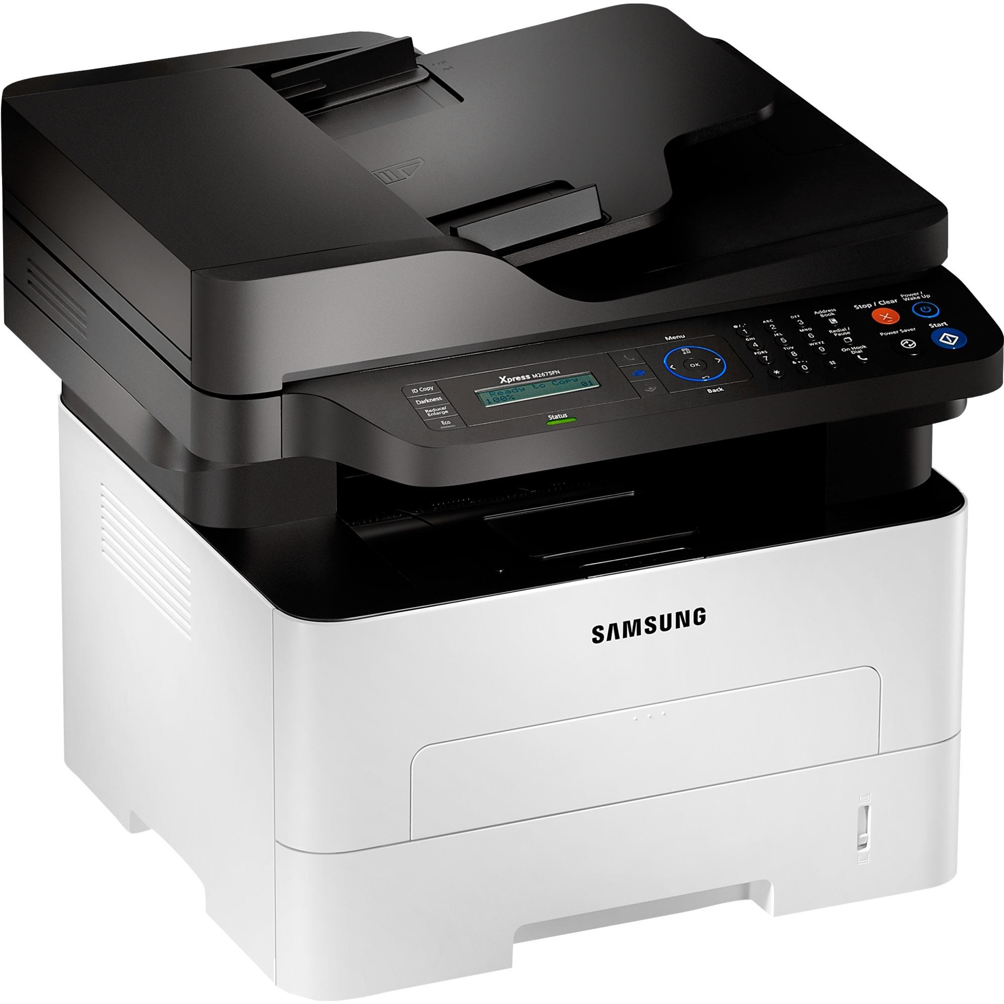 Imprimante laser multifonction Samsung Xpress SL-M2675FN, Imprimante multifonction