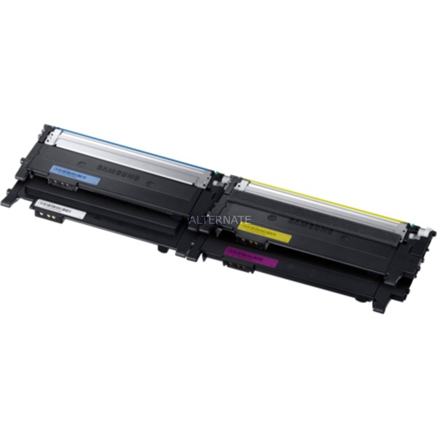 Samsung CLT-P404C 4-pack Black/Cyan/Magenta/Yellow Toner Cartridges