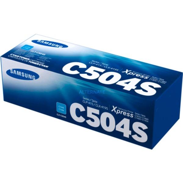Toner cyan CLT-C504S