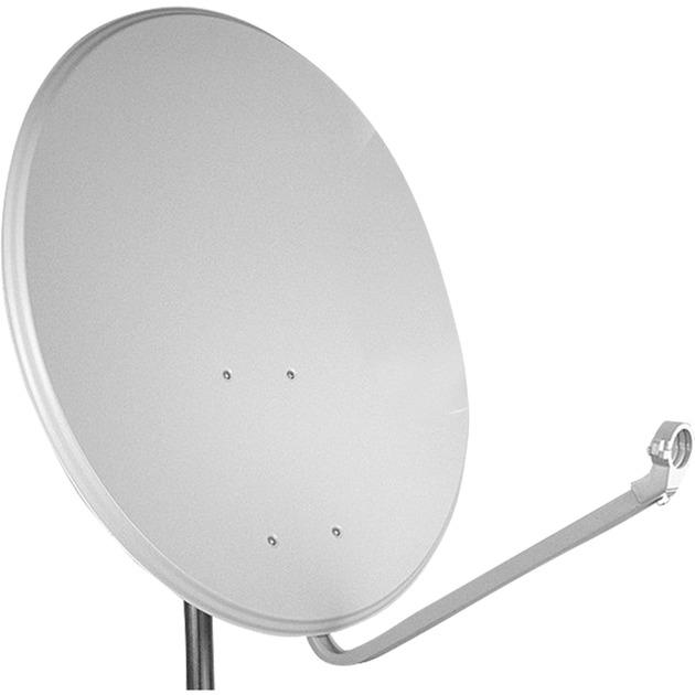 X 80, Antenne parabolique