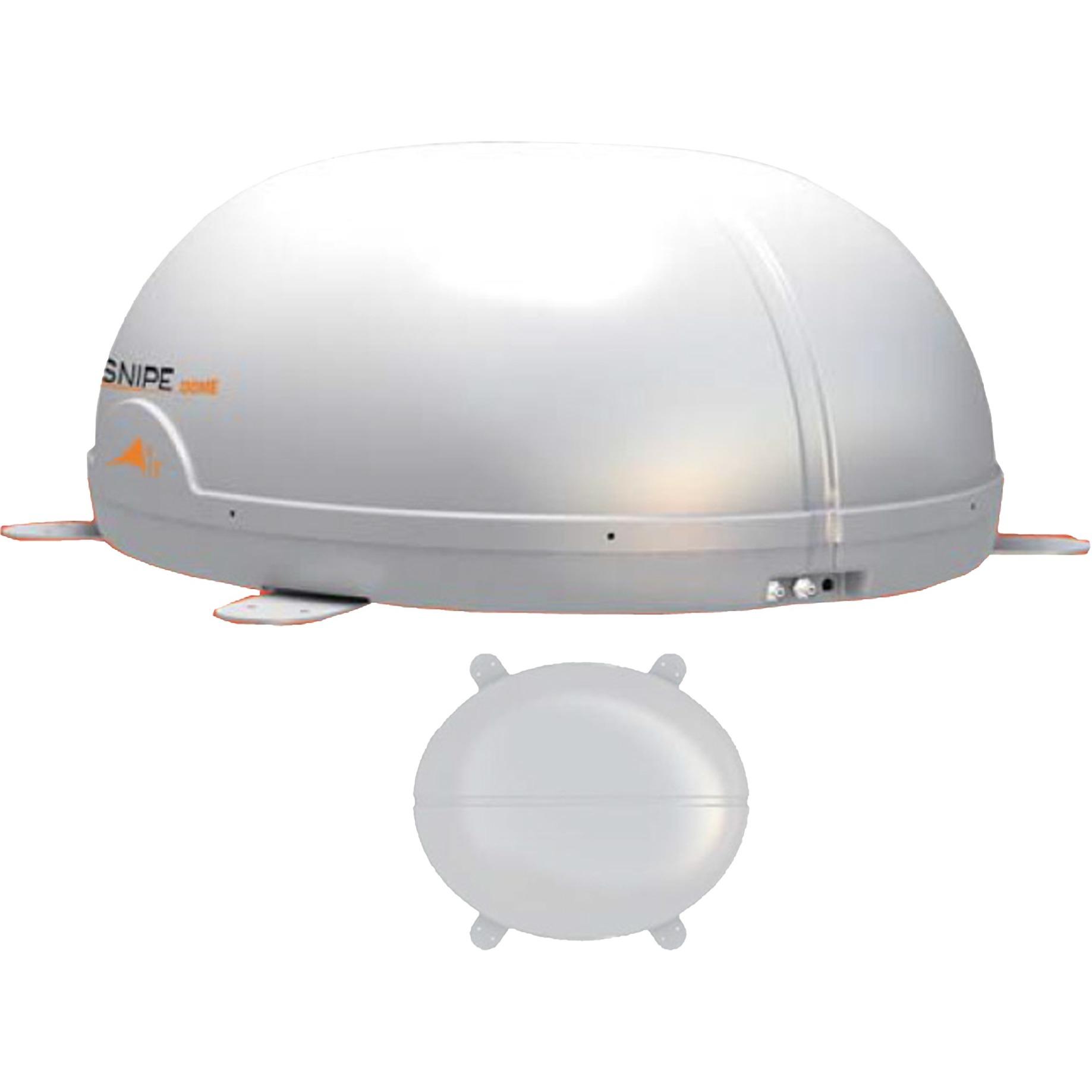 SNIPE DOME-OV, Antenne parabolique