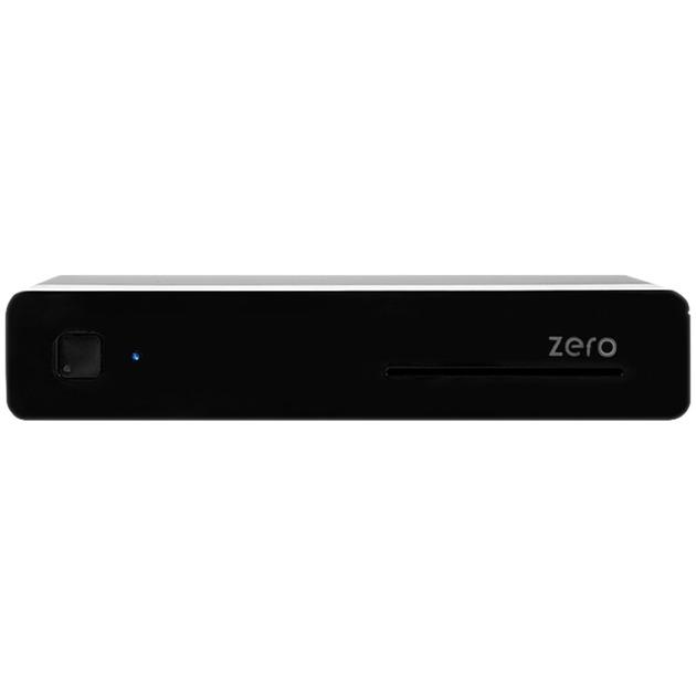 Zero Cable,Satellite Noir TV set-top boxe, Récepteur satellite