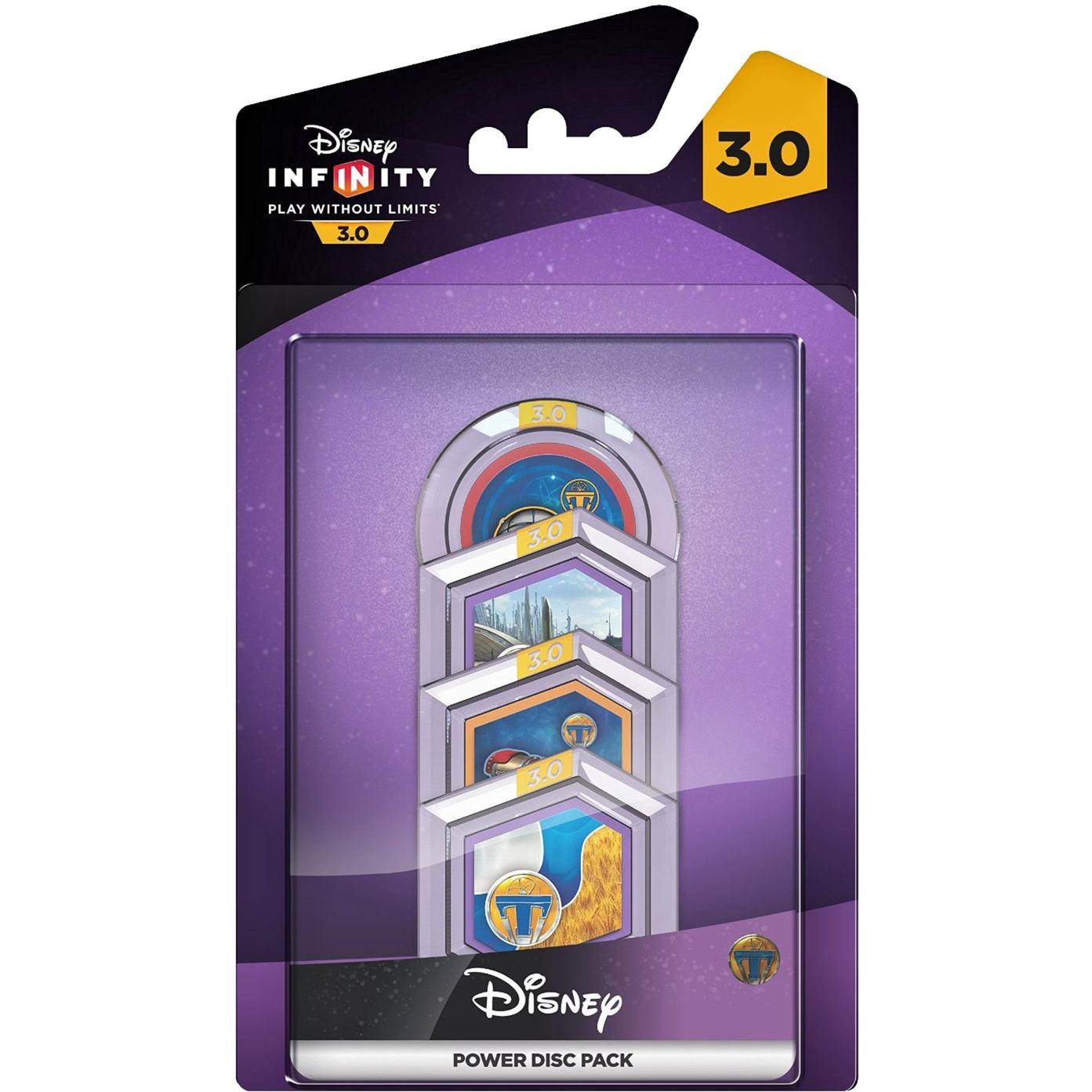 Infinity 3.0: Power Disc Pack - Tomorrowland accessoire pour jeu vidéo, Figurine