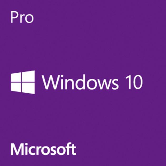 Windows 10 Pro for Workstations, 64-bit, DE, DVD, Logiciel
